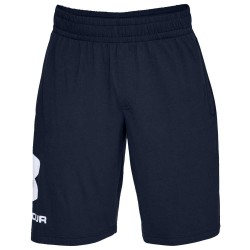 Under Armour Sportstyle Cotton Graphic 1329300-408 Navy